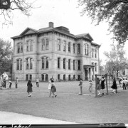 1931 remodel, photo from 1955