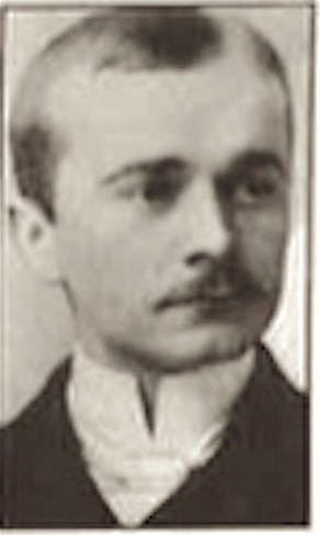 Architect Carl Linde in an undated photo.