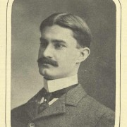 John Arthur Rogers ca. 1898. Photo courtesy of Ryerson and Burnham Architectural Libraries, Art Institute of Chicago.